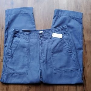 GAP Linen Pants NWT